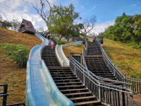 新竹青青草原溜滑梯|超好玩新竹景點!北台灣最長溜滑梯,超刺激過癮!但要注意安全! @陳小沁の吃喝玩樂