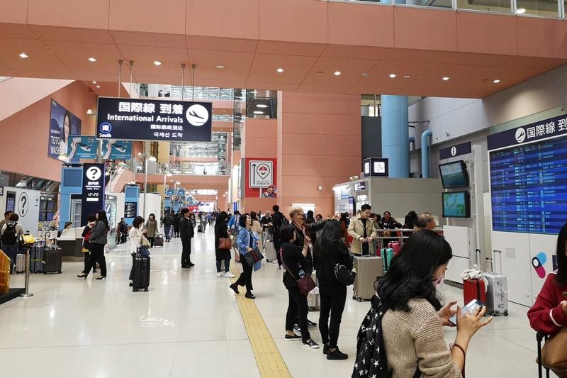 【大阪關西機場交通】搭乘南海電鐵特快車往大阪難波出發!先線上購票較划算!