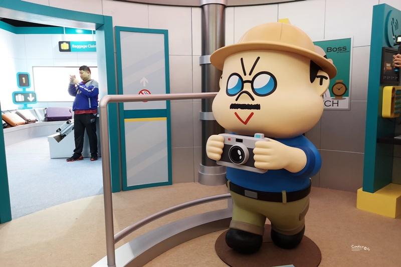 LINE FRIENDS世界巡迴之旅特展|台北展覽在華山,帶你環遊世界超好拍!