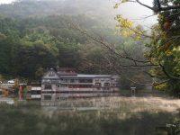 金鱗湖|超美由布院景點必去清晨夢幻迷霧朝霧湖,必訪! @陳小沁の吃喝玩樂