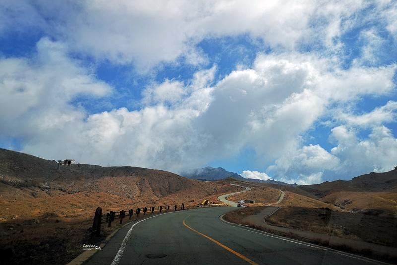 阿蘇火山|自駕前往草千里,阿蘇火山.阿蘇山開放交通情報攻略(九州景點)