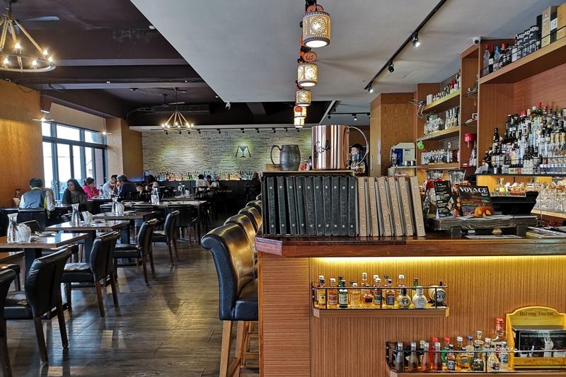 橋下餐酒館|餐廳美,氣氛好,餐點美味!讓人驚豔的新竹美食(菜單)