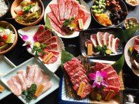 瓦庫燒肉|台中燒肉推薦!老屋裡吃燒肉,滿意的和牛套餐好美味(含菜單) @陳小沁の吃喝玩樂