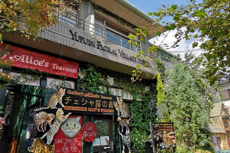 Yufuin Floral Village|歐洲童話小鎮,走入超夢幻北歐村莊,由布院必去景點