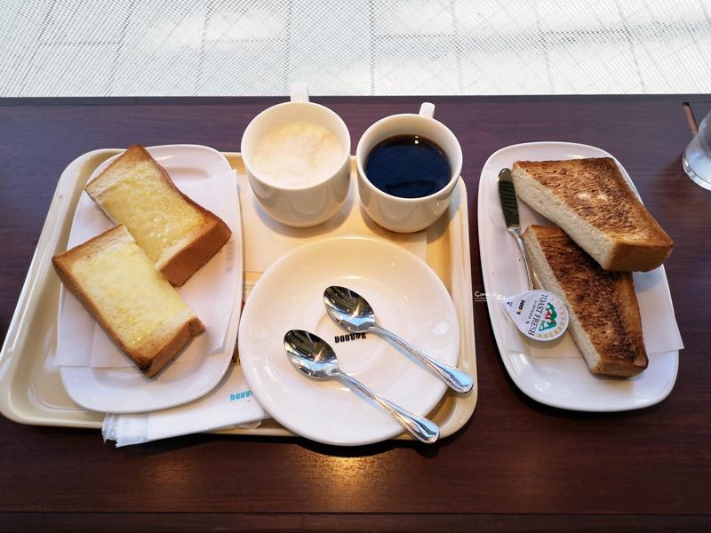 DOUTOR長崎|好吃起司吐司+咖啡!知名連鎖咖啡廳,當早餐吃剛剛好!