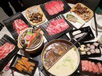 滿堂紅頂級麻辣鴛鴦鍋|台北BELLAVITA店,和牛吃到飽火鍋/麻辣鍋! @陳小沁の吃喝玩樂