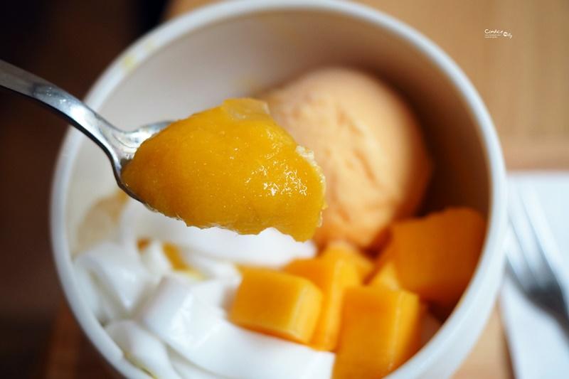 甜品胃|香港人開的東區甜品店!龍眼冰,草莓燉奶,芒果河粉撈必吃!