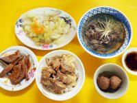 聖記軟骨飯|台南小吃推薦,超好吃的軟骨飯!海安路小吃 @陳小沁の吃喝玩樂