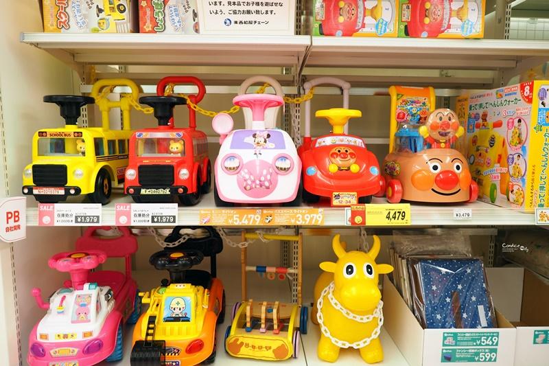 【東京必買】西松屋 DECKS台場店,必逛婦嬰商品小孩衣服超好買!