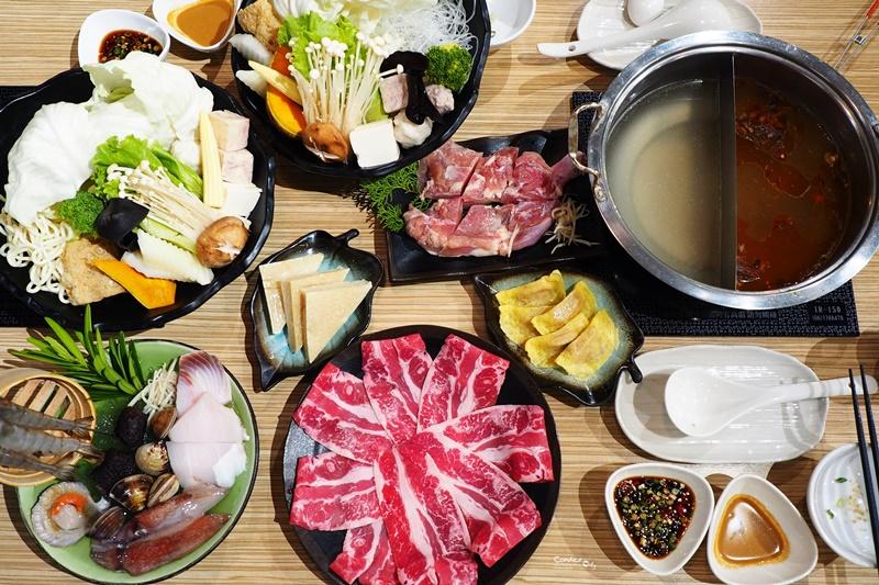 漁川鍋物 羅東店|宜蘭難得文青火鍋店!宜蘭火鍋推薦!