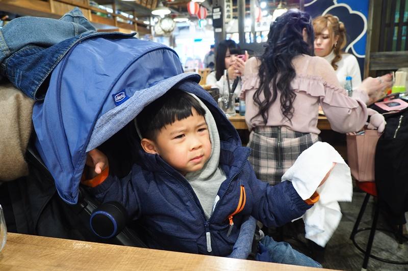 磯丸水產北心齋橋店|日本超人氣海鮮店,蟹膏飯,生魚片,超大蛤蜊超好吃!線上訂位最方便!