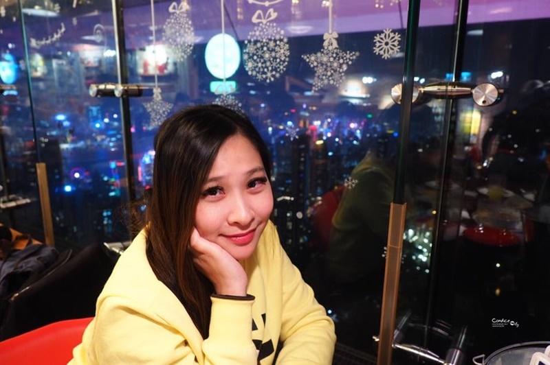 《香港美食》阿甘蝦餐廳,太平山夜景餐廳推薦!山頂美食!