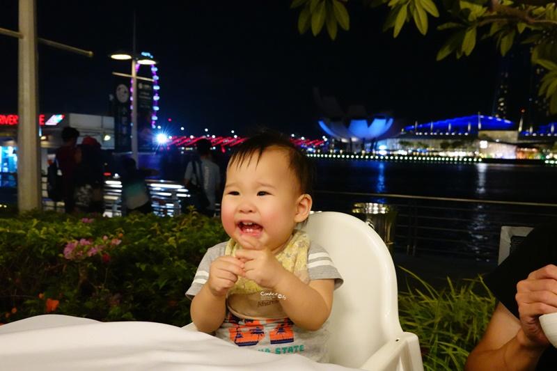 棕櫚灘海鮮Palm Beach|魚尾獅公園美食,金沙燈光秀餐廳!新加坡螃蟹餐廳推薦!招牌黑胡椒蟹/胡椒蟹必吃!