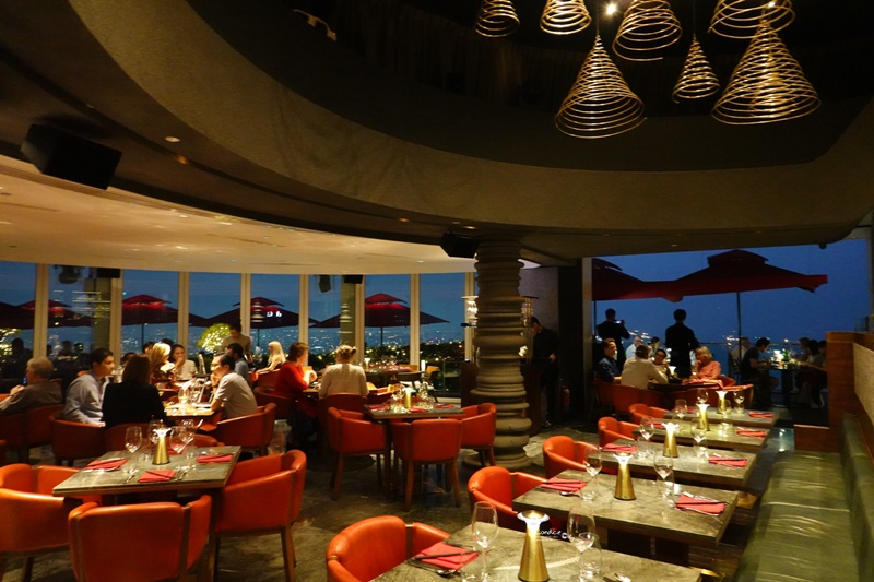 CE LA VIE餐廳|金沙酒店餐廳推薦!新加坡夜景餐廳/夜生活酒吧餐廳這間最讚!