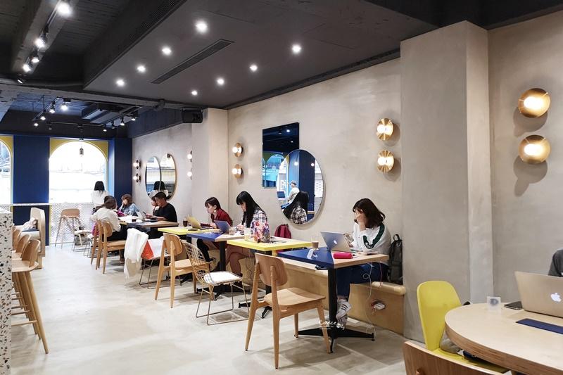 GinGin Coffee|可愛的忠孝新生咖啡廳,台北不限時咖啡廳推薦!