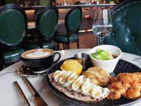 Homescrew Bistro|雲林早午餐/咖啡廳推薦,超好拍英倫風(雲林斗六美食) @陳小沁の吃喝玩樂