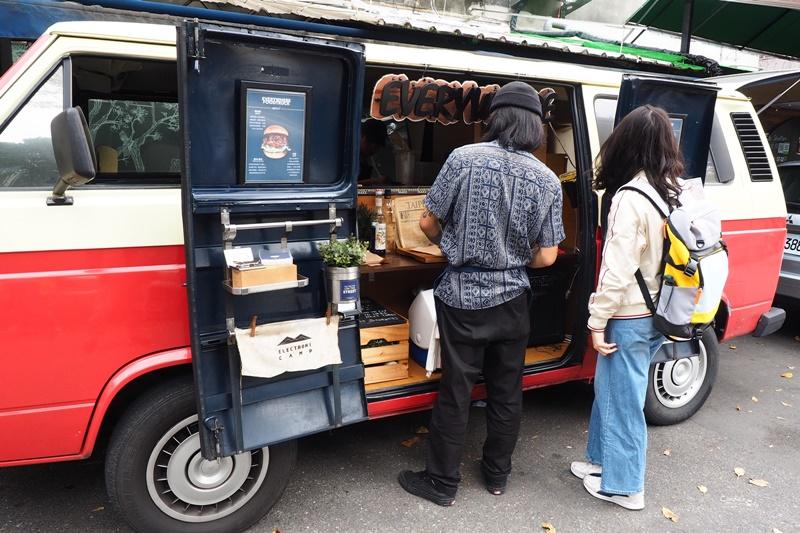 Everywhere Food Truck 手作食物車|穿梭巷弄中的台北美式漢堡推薦!