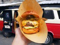 Everywhere Food Truck 手作食物車|穿梭巷弄中的台北美式漢堡推薦! @陳小沁の吃喝玩樂