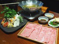利休日本料理|超高級食材!長崎黑鮪魚中腹+日本A5和牛火鍋套餐均一價,1500吃得到! @陳小沁の吃喝玩樂