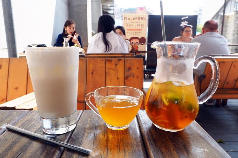 華山光合箱子|華山美食園區下午茶,台北咖啡廳!