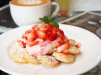 荷蘭小鬆餅|特殊的小鬆餅,比鬆餅更好吃的台北甜點(中山美食) @陳小沁の吃喝玩樂