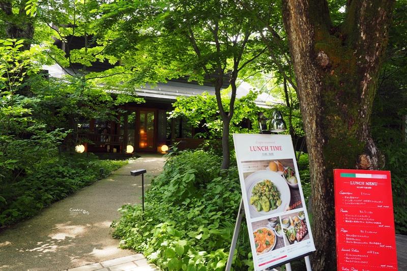 【輕井澤景點】榆樹街小鎮,星野溫泉,村民食堂!輕井澤逛街美食用餐好地!