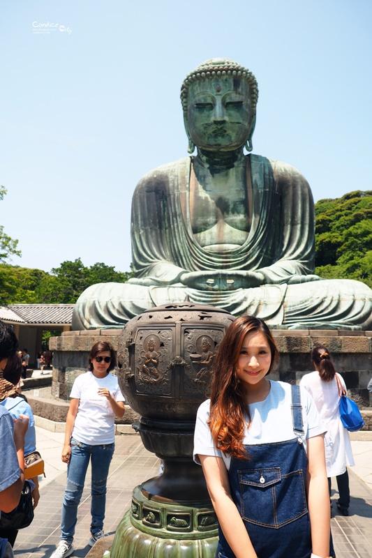 【鎌倉景點】高德院鎌倉大佛,日本第二大肅穆莊嚴的鎌倉佛像(交通門票時間攻略)