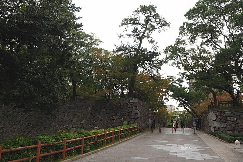 小倉城+小倉城庭園|小倉城+小而美的小倉庭院!