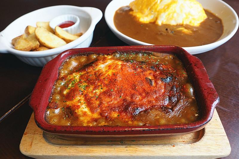 BEAR FRUITS燒咖哩|真心好吃的焗烤咖哩飯!上戶彩最愛!門司港熱門排隊美食!