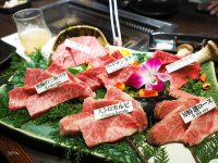 松阪牛 燒肉M|吃了回不去的美味和牛燒肉,大阪難波心齋橋燒肉推薦! @陳小沁の吃喝玩樂