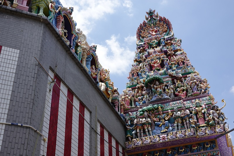 小印度區逛街地圖 竹腳中心,小印度拱廊,小印度藝術區,小印度區景點一次看!