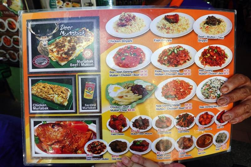 Singapore Zam Zam|超高評價好吃印度煎餅,武吉士必吃美食