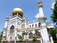 阿拉伯區武吉士逛街地圖|必訪觀音寺,哈芝巷,新加坡必訪景點攻略 @陳小沁の吃喝玩樂