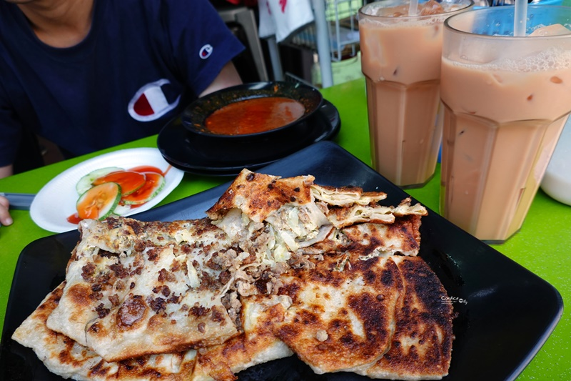 Singapore Zam Zam|超高評價好吃印度煎餅,武吉士必吃美食 @陳小沁の吃喝玩樂