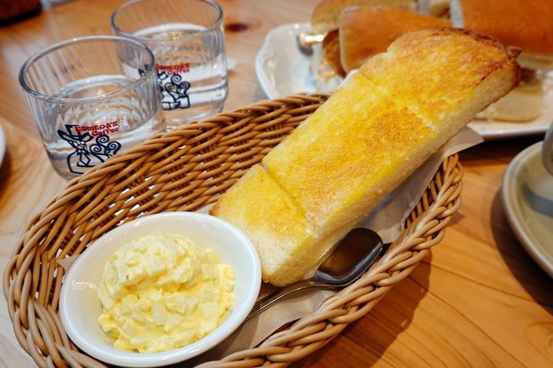 komeda's coffee 西湖店|內湖也有客美多咖啡囉!喝咖啡送吐司,內湖早餐推薦!