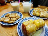 斗南炸饅頭|雲林宵夜早餐必吃雲林炸饅頭!起司煉乳超好吃! @陳小沁の吃喝玩樂