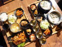 明月館 南港|中信園區想吃韓國料理就這間!辣炒豬肉好吃!中信美食 @陳小沁の吃喝玩樂