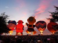 2019台東熱氣球嘉年華,鹿野高台看熱氣球囉!交通住宿光雕全攻略! @陳小沁の吃喝玩樂