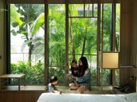新加坡皮克林賓樂雅飯店|像住在森林中,超好拍網美叢林蘭花房!新加坡無邊際泳池飯店推薦! @陳小沁の吃喝玩樂