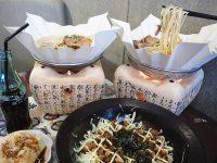 山本堂日式拉麵鍋|噱頭十足紙火鍋拉麵,內湖美食推薦! @陳小沁の吃喝玩樂