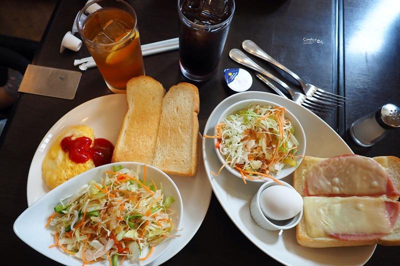 《東京美食》PRONTO早餐,上野早餐推薦!好吃便宜! @陳小沁の吃喝玩樂