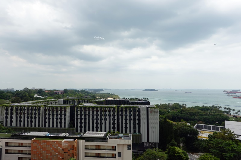 魚尾獅塔|新加坡景點,跟魚尾獅爸爸合照,觀景台美景!