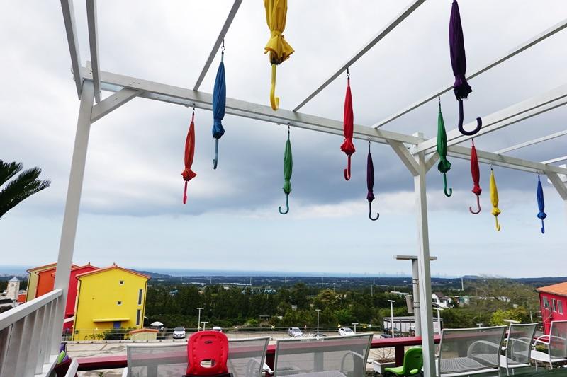 七彩小瑞士村조천스위스마을 可愛又漂亮的濟州景點,很好拍又有小店可逛!