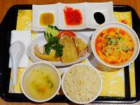 林口三井outlet美食必吃:GYOKU 豚鶏つけ麺,張記海南雞飯林口三井OUTLET @陳小沁の吃喝玩樂