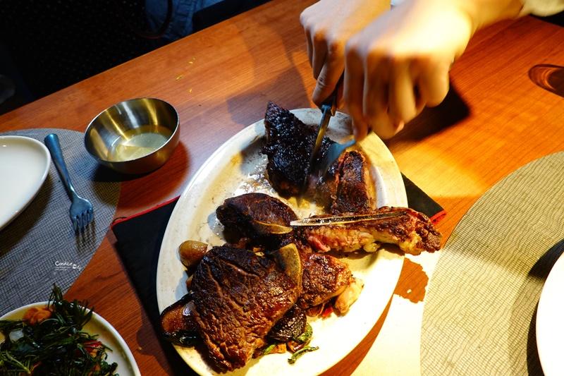 綻1852 牛排館|道道驚奇美味的台北牛排餐廳推薦!龍蝦超好吃!