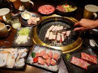 葫同燒肉|隱身萬豪酒店內的爆好吃台北燒肉推薦!達拉斯牛排好好吃(含菜單) @陳小沁の吃喝玩樂