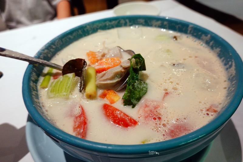 晶湯匙泰式主題餐廳 京站|套餐菜單輕鬆吃泰式料理!好吃聚餐首選,台北車站美食!