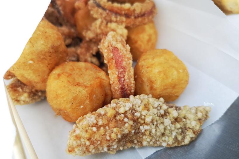 王記成功鬼頭刀魚排店|還有古早味炸年糕,超讚台東成功美食!