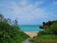 長濱海灘,赤墓海灘|絕美無人海灘,沖繩海灘推薦(沖繩景點) @陳小沁の吃喝玩樂