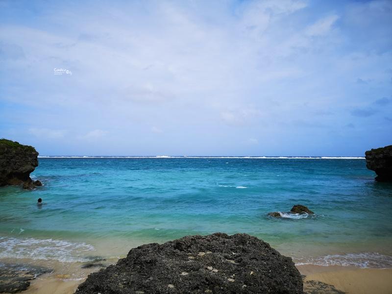 長濱海灘,赤墓海灘|絕美無人海灘,沖繩海灘推薦(沖繩景點)